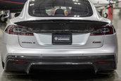Tesla Model S P100D de la Unplugged Performance