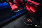 Tesla Model S Superman