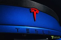 Tesla Model S Superman