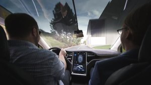Tesla Model X in detaliu