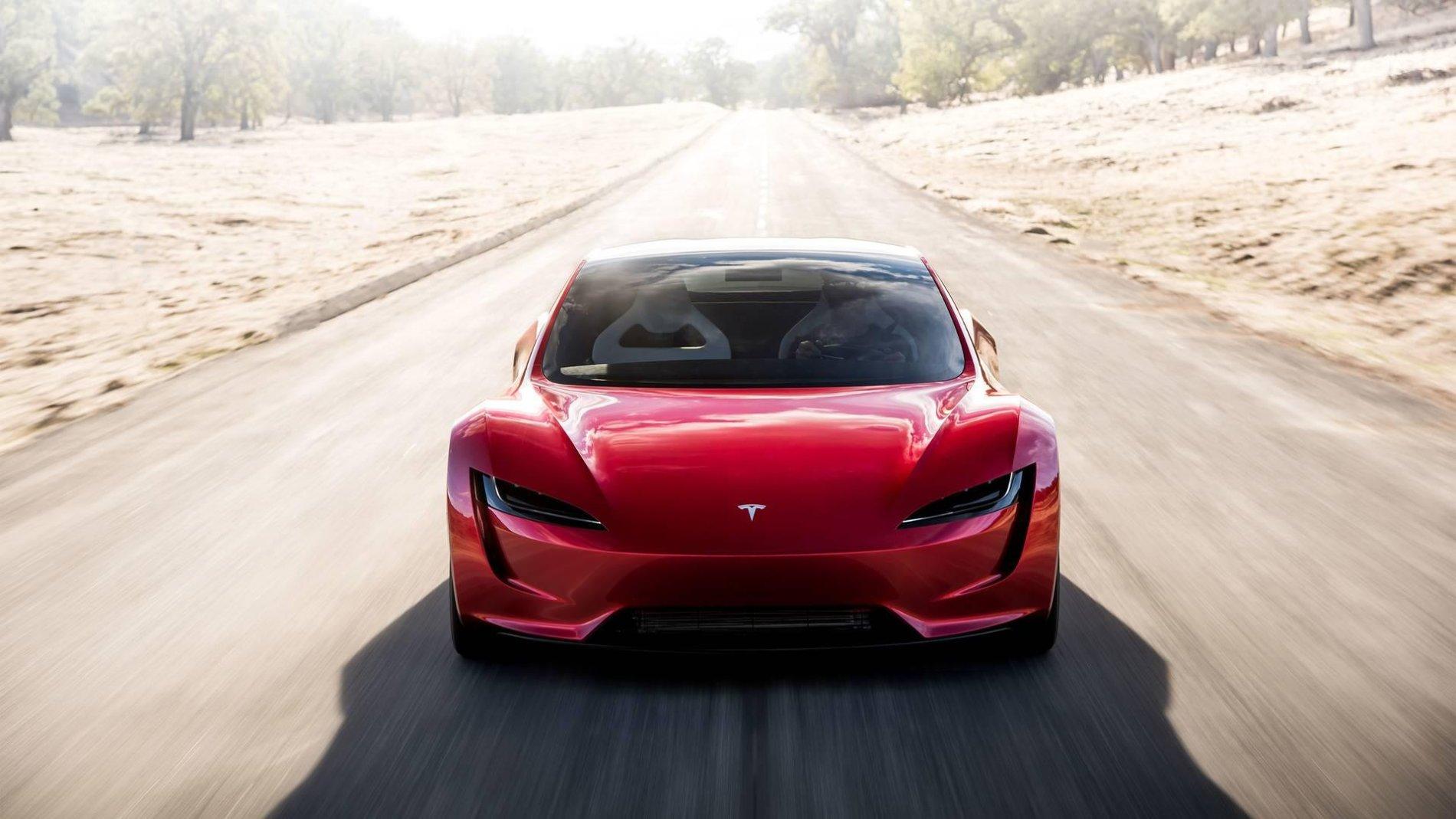 Tesla Roadster 2020 - Tesla Roadster 2020