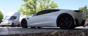 Noua masina de la Tesla arata grozav chiar si atunci cand nu face suta in doar 1.9 secunde. POZE REALE