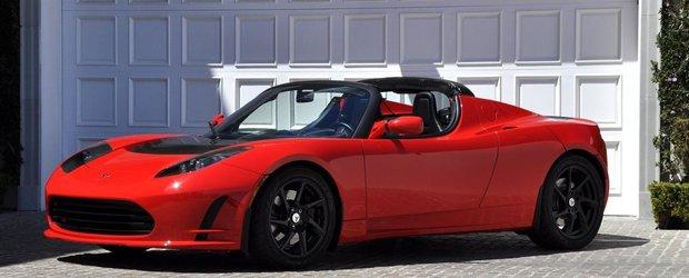 Tesla viseaza la un supercar electric