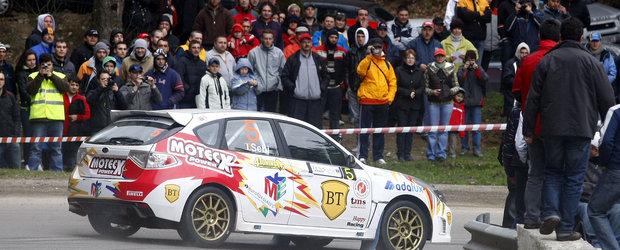 Tess Rally marcheaza debutul Campionatului National de Raliuri 2011
