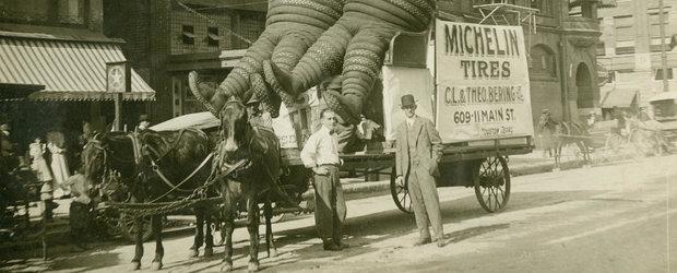 Test Auto: momente cheie din istoria pneurilor cu Michelin