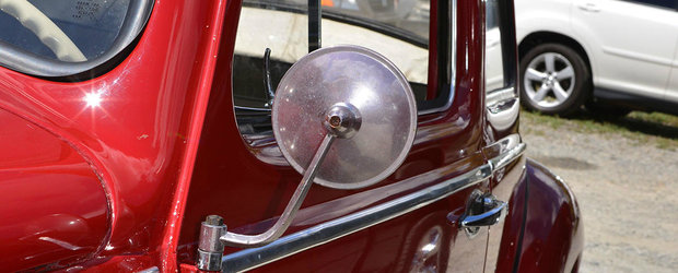 TEST AUTO: Recunosti masina din poza numai dupa oglinda laterala?