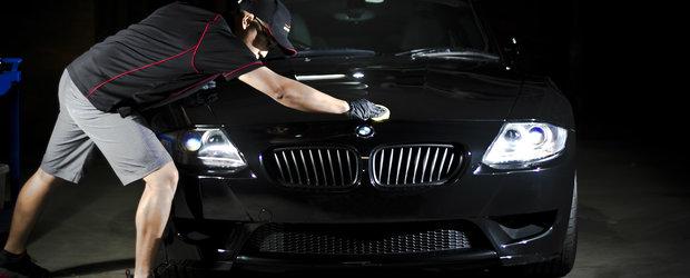 TEST-CONCURS pentru pasionati: despre intretinerea masinii si detailing