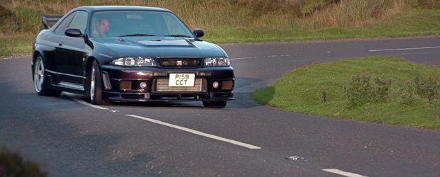 Test cu mega-exclusivistul Skyline GT-R Nismo 400R, masina japoneza de 400 CP si 44 exemplare.