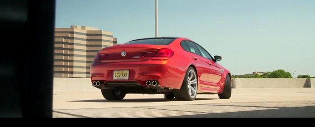 Test cu noul BMW M6 Gran Coupe - Cel mai bun M pe care banii il pot cumpara?