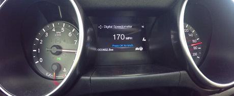 Test de acceleratie: 0 - 270 km/h la bordul noului Shelby GT350