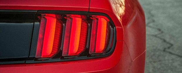 Test de acceleratie cu primul Mustang TURBO din ultimele decenii. VIDEO