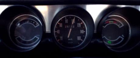 Test de acceleratie: In cate secunde prinde suta batrana Dacie 1300?