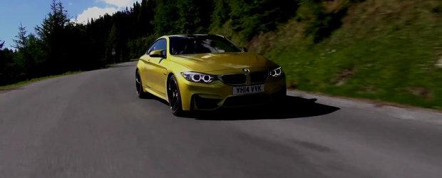 Test de anduranta: 1.600+ kilometri la bordul noului BMW M4 Coupe
