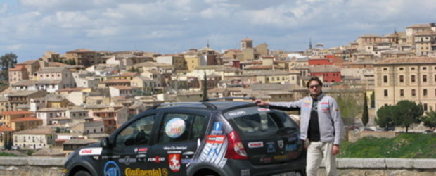 Test de anduranta cu Dacia Sandero Stepway