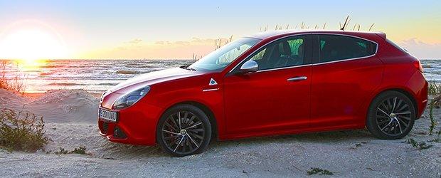 Test drive 4tuning: Alfa Romeo Giulietta. Restul e tacere.