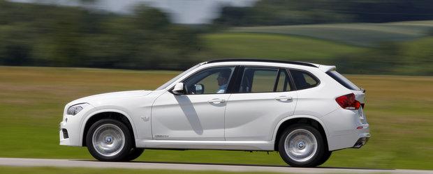 Test Drive 4tuning: BMW X1 - precizie germana la puterea turbo