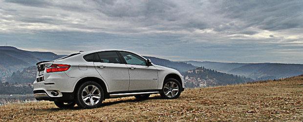 Test Drive 4Tuning: BMW X6, eficienta reinventata