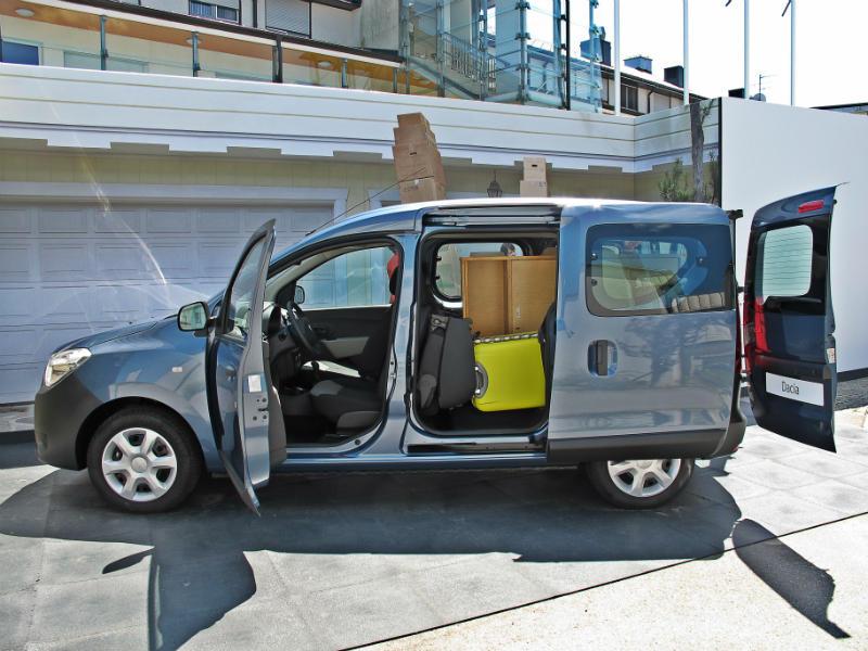 Poze Masini Noi Test Drive 4tuning Dacia Dokker Sau