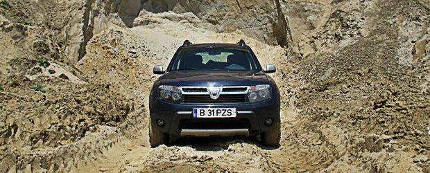 Test Drive 4Tuning: Dacia Duster, masina care nu stie sa minta