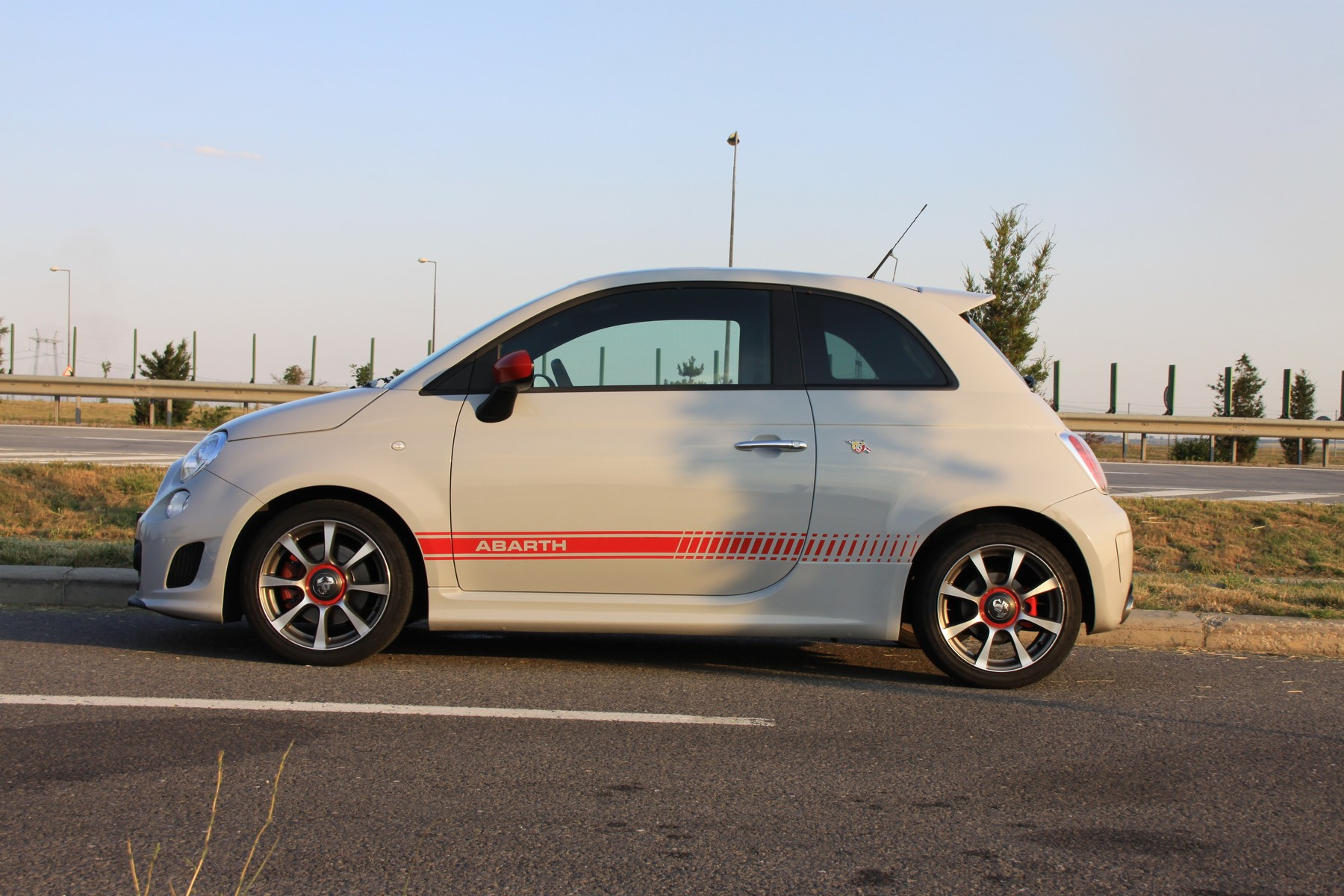 Test Drive 4tuning: Fiat 500 Abarth - Test Drive 4tuning: Fiat 500 Abarth