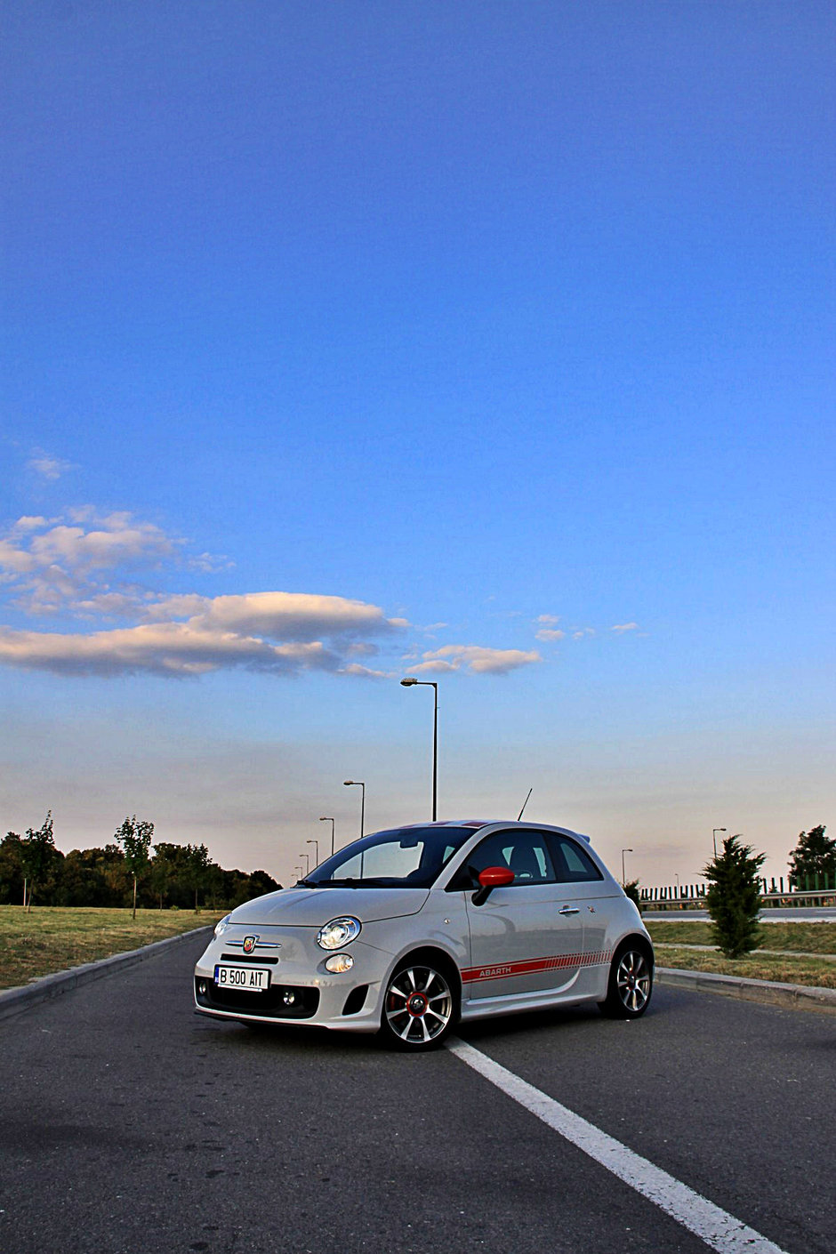 Test Drive 4tuning: Fiat 500 Abarth