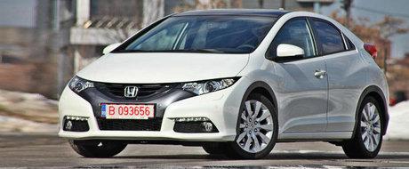 Test Drive 4Tuning: Honda Civic 2012, chintesenta preciziei