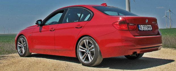 Test Drive 4Tuning: noul BMW 320d, Tango pe 4 roti