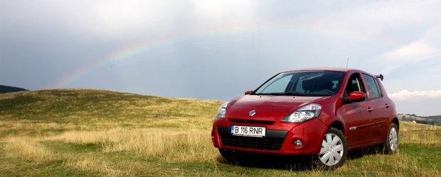 Test Drive 4tuning: Renault Clio Yahoo! - mai economic decat prevede legea
