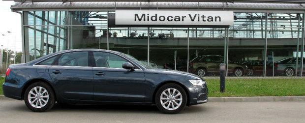 Test Drive Audi A6: etalonul clasei business, eficient prin definitie