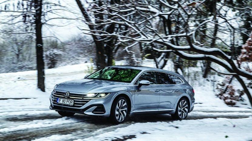 Test Drive AutoExpert.ro: Volkswagen Arteon Shooting Brake R-Line