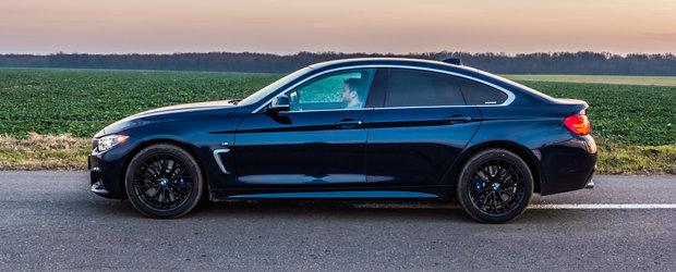 Test Drive BMW 430i xDrive: mancator de kilometri