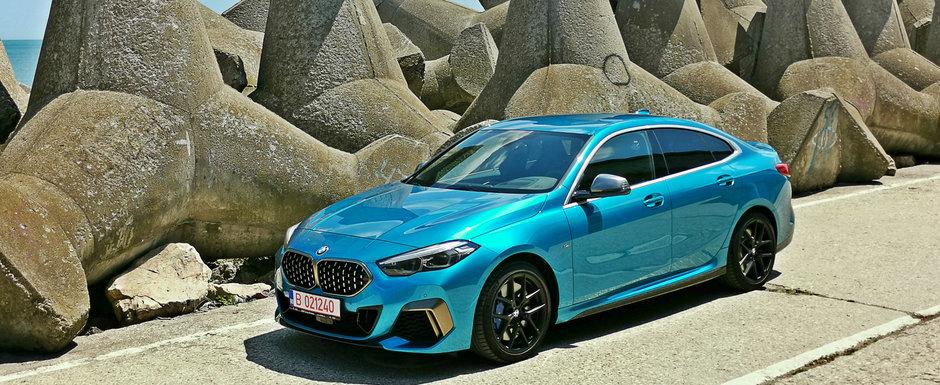 Test Drive BMW M235i Gran Coupe: Temperamental