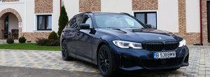 Test Drive BMW M340d Touring: Extremele se atrag
