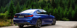 Test Drive BMW M340i Sedan: Poezie