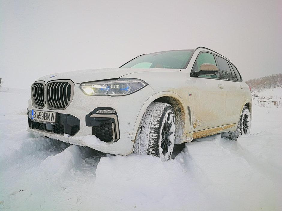 Test Drive BMW M50d