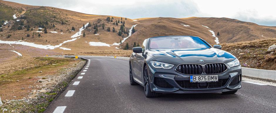 Test Drive BMW M850i - poezie