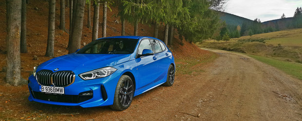 Test Drive BMW Seria 1: Noi inceputuri