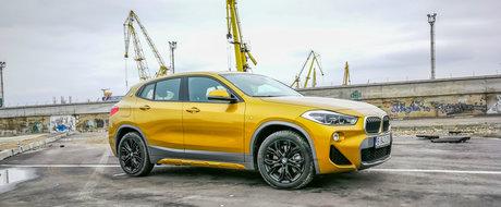 Test Drive BMW X2: Nonconformistul