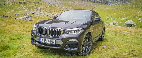 Test Drive BMW X4: Dragoste la prima vedere