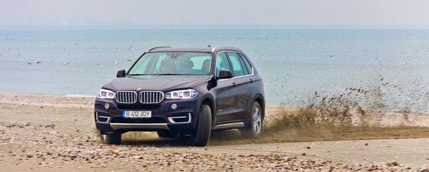 Test Drive BMW X5 2014: completul de judecata