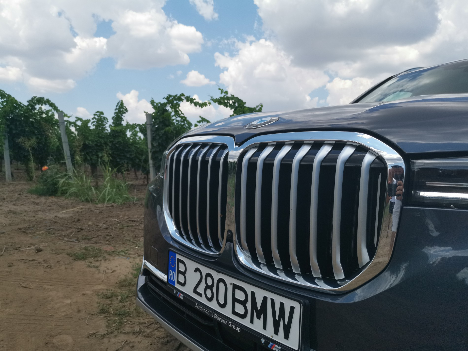 Test Drive BMW X7 xDrive40i - Test Drive BMW X7 xDrive40i