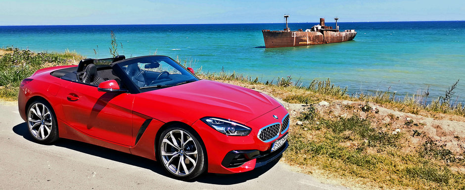 Test Drive BMW Z4 30i: Traieste clipa