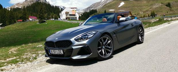 Test Drive BMW Z4: Intoarcerea la origini