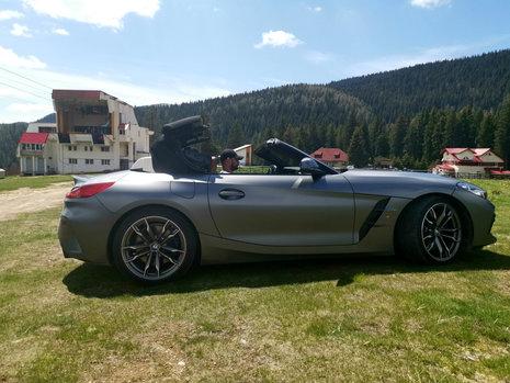 Test Drive BMW Z4 M40i