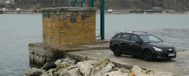 Test Drive Chevrolet Cruze Station Wagon: ce trebuie