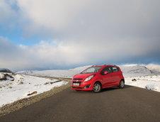 Test Drive Chevrolet Spark