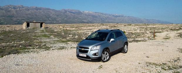 Test Drive Chevrolet Trax: micro-SUV polivalent