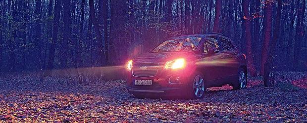 Test Drive Chevrolet Trax: usor de adorat