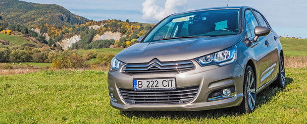 Test Drive Citroen C4 facelift: expertul absolut al economiei de carburant