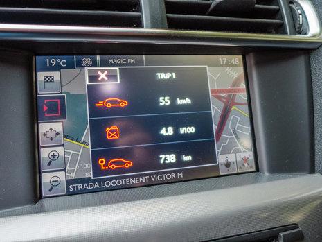 Test Drive Citroen C4